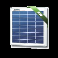 Solarland SLP003-06U 3 Watt 6 Volt Multicrystalline PV Module