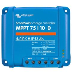 Victron Energy SmartSolar MPPT 75/10 Charge Controller