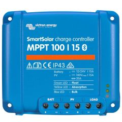 Victron Energy SmartSolar MPPT 100/15 Charge Controller