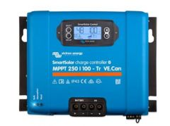 Victron Energy SmartSolar MPPT 250/100-Tr VE.Can Solar Charge Controller