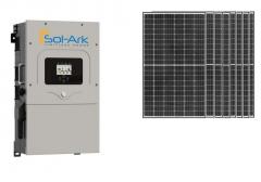Sol-Ark Solar kit with 2640 Watts of REC solar panels
