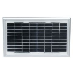 Solartech SPB005P-ZB 5 Watt 6 Volt Polycrystalline Solar Panel with Junction Box