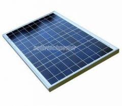 Solartech 30 Watt Multicrystalline Solar Module 12 Volts