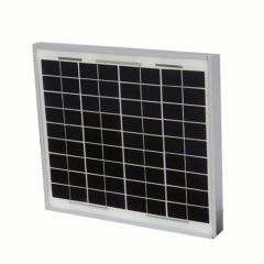 Solartech SPM045P-F Polycrystalline Solar Panel.