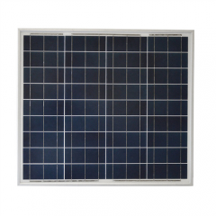 Solartech SPM045P-WP-F 45 Watt 12 Volt Polystalline Solar Panel With Junciton Box