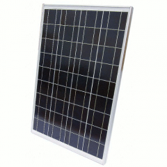 Solartech SPM085P-TS-F 85 Watt Solar Panel with Junction Box