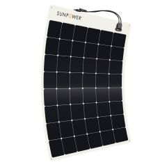 SunPower SPR-E-Flex-170 170 Watt Monocrystalline Flexible Solar Module