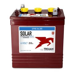 Trojan SPRE 06 255 6V 255Ah Flooded Deep Cycle Battery