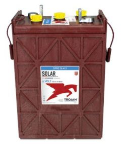 Trojan Solar SPRE 06 415 6 Volts, 415 Ah Deep Cycle Battery