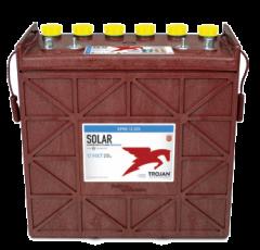 Trojan Solar SPRE 12 225 12 Volt 225 Ah Deep Cycle Battery