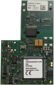 SMA Speedwire Webconnect Piggyback Card