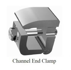 Tamarack Solar Flush Mount Channel End Clamp
