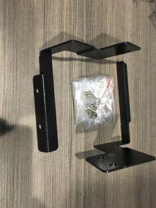 Fortress eFlex-shelf mount kit for eFlex batteries