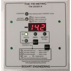 Bogart Engineering TM-2030-A Tri-Metric Battery Monitor