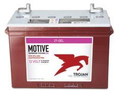 Trojan 27-GEL 12 Volt 91 Amp-hour Deep Cycle Gel Battery
