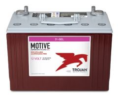 Trojan 31-GEL 12 Volt 102 Amp-hour Deep Cycle Gel Battery