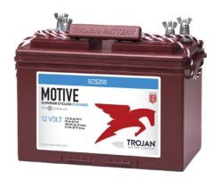 Trojan SCS200 12 Volt 115 Amp-hour Marine & RV Deep Cycle Battery