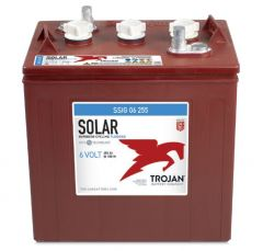 Trojan SSIG 06 255 Solar Signature 6 Volt 214 Ah Line Flooded Battery