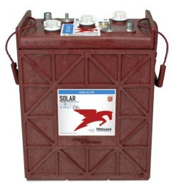 Trojan SSIG 06 375 Solar Signature 6 Volt 336 Ah Line Flooded Battery