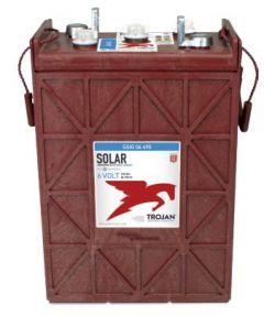 Trojan SSIG 06 490 Solar Signature 443 Ah 6 volts Line Flooded Battery