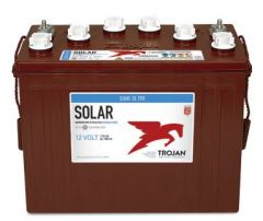 Trojan SSIG 12 170 Solar Signature 153 Ah 12 volts Line Flooded Battery