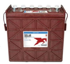 Trojan SSIG 12 255 Solar Signature 229 Ah 12 volts line flooded battery