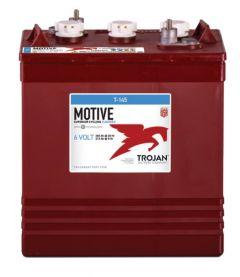 Trojan T145 6 Volt, 260 AH Deep Cycle Battery