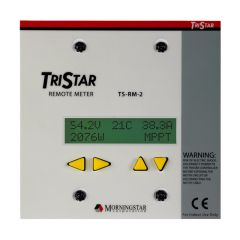 Morningstar TS-RM-2 Remote Digital Meter For All TriStar Controllers