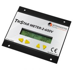 Morningstar TriStar TS-M-2-600V Digital Meter