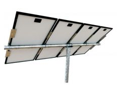Tamarack Solar UNI-PGRM/1P1 Economy Horizontal Top of Pole Mount