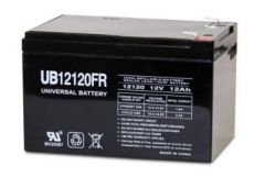 Universal Battery 45567 12 Amp-hour 12 Volt Sealed AGM Battery
