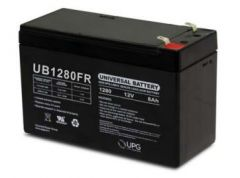 Universal Battery 45800 8 Amp-hour 12 Volt Sealed AGM Battery