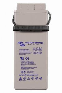 Victron Energy BAT412105164 115Ah 12 Volt AGM Telecom Battery