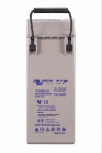 Victron Energy 12V/200Ah AGM Telecom Deep Cycle Battery
