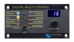 Victron Energy Digital Multi Control 200/200A Remote Control Panel