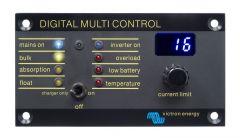 Victron Energy Digital Multi Control 200/200A Remote Control Panel