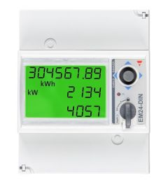 Victron Energy EM-EM24 Energy Meter with Ethernet connects for 3 phase monitoring
