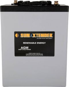 Sun Xtender PVX-3050T AGM Sealed Battery