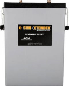 Sun Xtender PVX-4050HT AGM Sealed Battery