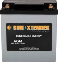 Sun Xtender PVX-420T AGM Sealed Battery