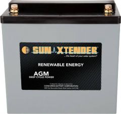 Sun Xtender  PVX-560T AGM sealed battery