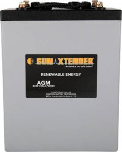 Sun Xtender PVX-9150T AGM Sealed Battery