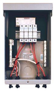 MidNite Solar MNPV4-MC4 Solar Array Combiner