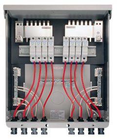 MidNite Solar MNPV8-MC4 Solar Array Combiner