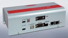 Datalogger and Interface Box