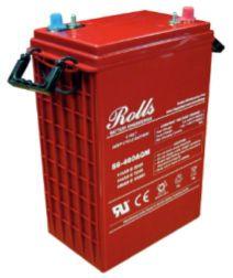 Surrette 6 Volt Sealed S6-460 AGM Deep Cycle Battery 415 Amp-hour