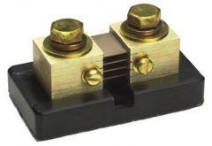 Deltec 500 amp, 50 millivolt current shunt