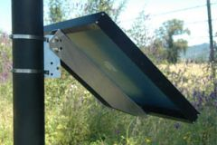 Tamarack UNI-SA/26 Side of Pole Solar Panel Mount