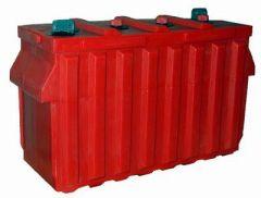 Surrette Battery - 8 Volts,  546 Amp-hours