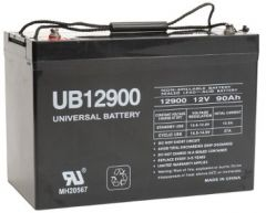 Universal Battery 90 Amp-hours AGM Sealed Battery